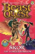 Beast Quest: Skor the Winged Stallion