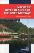 Map of the River Medway
