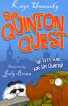 The Yetis Hunt Sir Quinton Quest