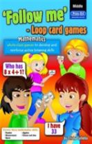 Loop Card Games - Maths Middle