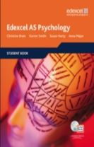 Edexcel AS Psychology Student Book + ActiveBook with CDROM