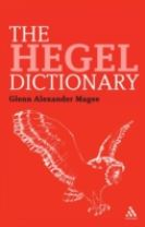 The Hegel Dictionary