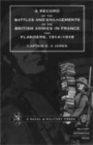 Record of the Battles & Engagements of the British Armies in France & Flanders 1914-18