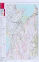 L/R MAP 115 FLAT SNOWDON & SURROUNDING A