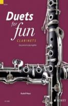 Duets for Fun: Clarinets : Easy Pieces to Play Together