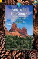 American Folk Songs for Voice and Piano