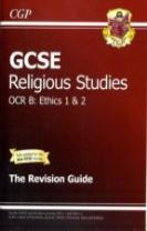 GCSE Religious Studies OCR B Ethics Revision Guide (with Online Edition) (A*-G Course)