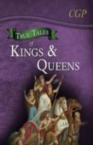 True Tales of Kings & Queens - Reading Book: Boudica, Alfred the Great, King John & Queen Victoria