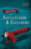 True Tales of Adventurers & Explorers - Reading Book: Zhang Qian, Livingstone, Bly & Earhart