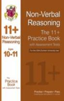 11+ Non-verbal Reasoning Practice Book with Assessment Tests (Age 10-11) for the CEM Test
