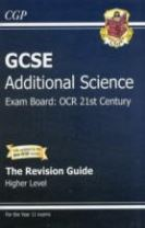 GCSE Additional Science OCR 21st Century Revision Guide - Higher (with Online Edition) (A*-G Course)