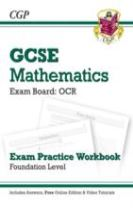 GCSE Maths OCR Exam Practice Workbook with Answers & Online Edition: Foundation (A*-G Resits)