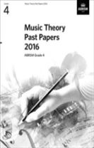 Music Theory Past Papers 2016 Model Answers, ABRSM Grade 8