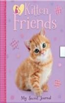 Kitten Friends - My Secret Journal