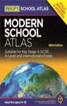 Philip's Modern School Atlas: 98th Edition