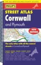 Philip's Street Atlas Cornwall and Plymouth