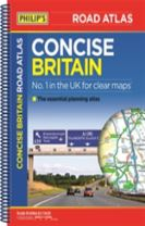 Philip's Concise Atlas Britain