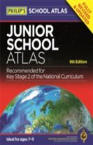 Philip's Junior School Atlas 9th Edition