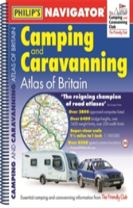 Philip's Navigator Camping and Caravanning Atlas of Britain: Spiral 2nd Edition