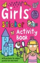 Girls' Sticker Activity
