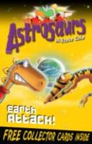 Astrosaurs 20: Earth Attack!