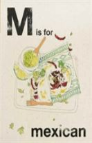 Alphabet Cooking: M is for Mexican