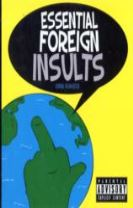 Essential Foreign Insults