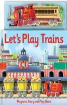 Magnetic Let's Play Trains