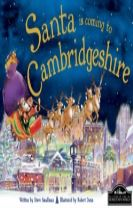 Santa is Coming to Cambridgeshire