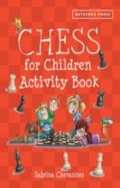 Batsfo Chess for Children Activity Book