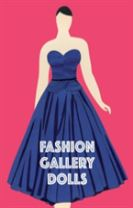Fashion Gallery Cut Outs Paper Dolls