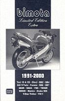 Bimota Limited Edition Extra 1991-2000