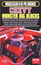 Musclecar and Hi-Po Engines Chevy Monster Big Blocks