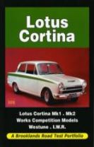 Lotus Cortina Road Test Portfolio