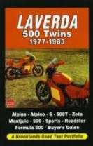 Laverda 500 Twins Road 1977-1983 Road Test Portfolio