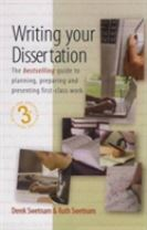 Writing Your Dissertation, 3rd Edition