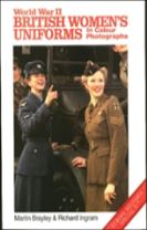 World War II British Women's Uniforms in Colour Photographs