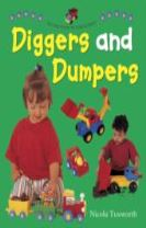 Say and Point Picture Boards: Diggers and Dumpers