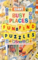 Giant Fun to Find Puzzles Busy Places