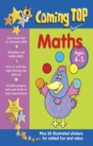 Coming Top: Maths - Ages 4 - 5