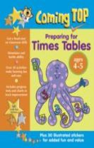 Coming Top: Preparing for Times Tables - Ages 4 - 5