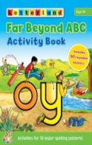 Far Beyond ABC Activity Book
