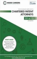 Inside Careers Guide to Chartered Patent Attorneys 2014/15