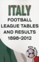 Italy  -  Football League Tables & Results 1898-2012