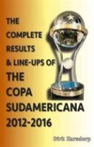 The Complete Results and Line-Ups of the Copa Sudamericana 2012-2016