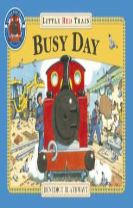 Little Red Train: Busy Day