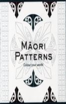 Colouring Book: Maori Patterns, Colour Your World