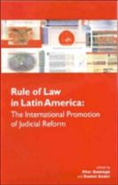 The Rule of Law in Latin America