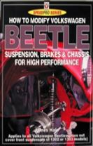 How to Modify Volkswagon Beetle Suspension, Brakes & Chassis for High Performance
