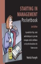 Starting in Management Pocketbook